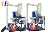 Rubber Grinding Pulverizer Machine , High Wear Resistance Tyre Recycling Machine